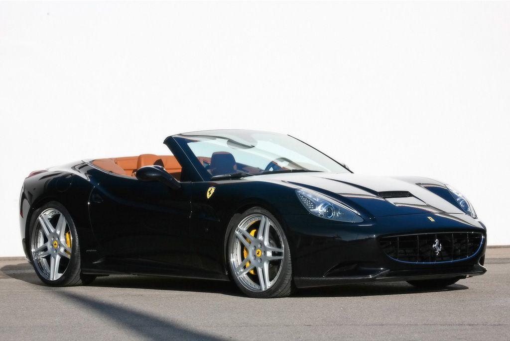 Black Ferrari Car Pictures Images A Super Cool Black Ferrari