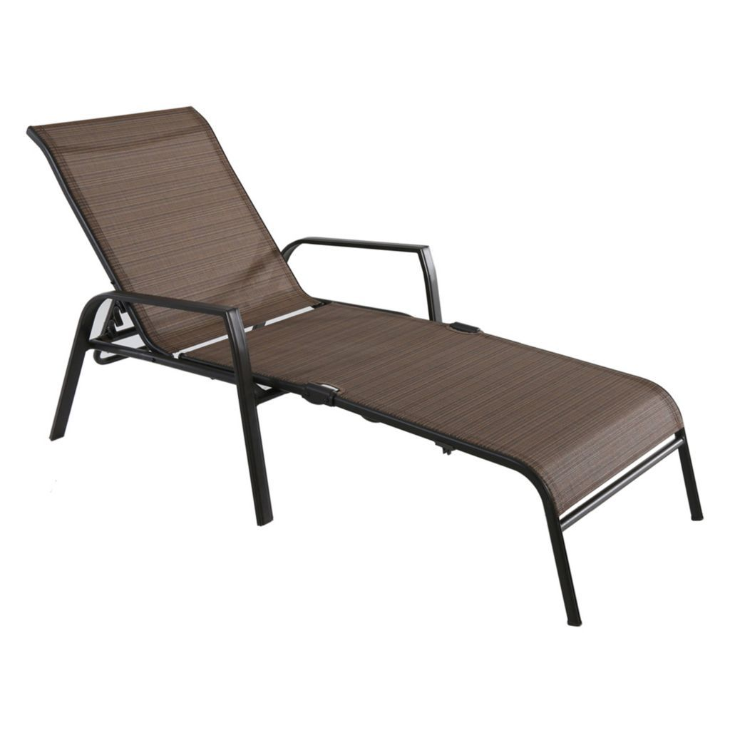 SONOMA Goods For Life Coronado Outdoor Folding Chaise Lounge Chair Chaise