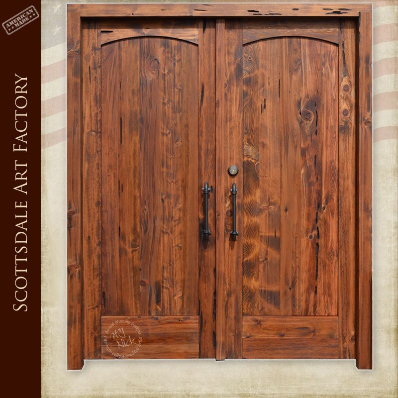 Exterior Double Doors exterior double doors - solid wood custom door manufacturer | hand