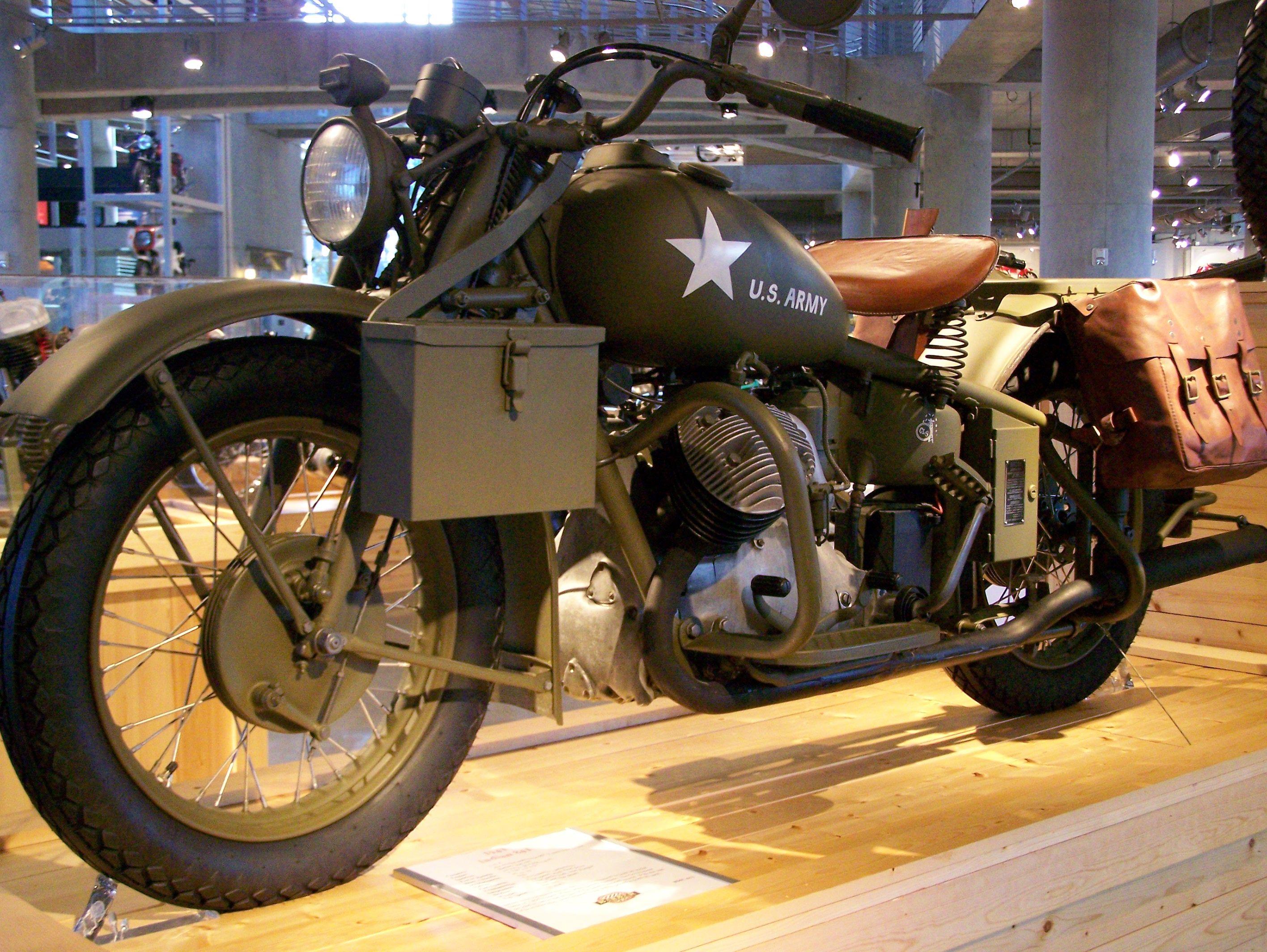 Indian  At Barber Vintage Motorsports Museum Battleground - World war ii museums in usa