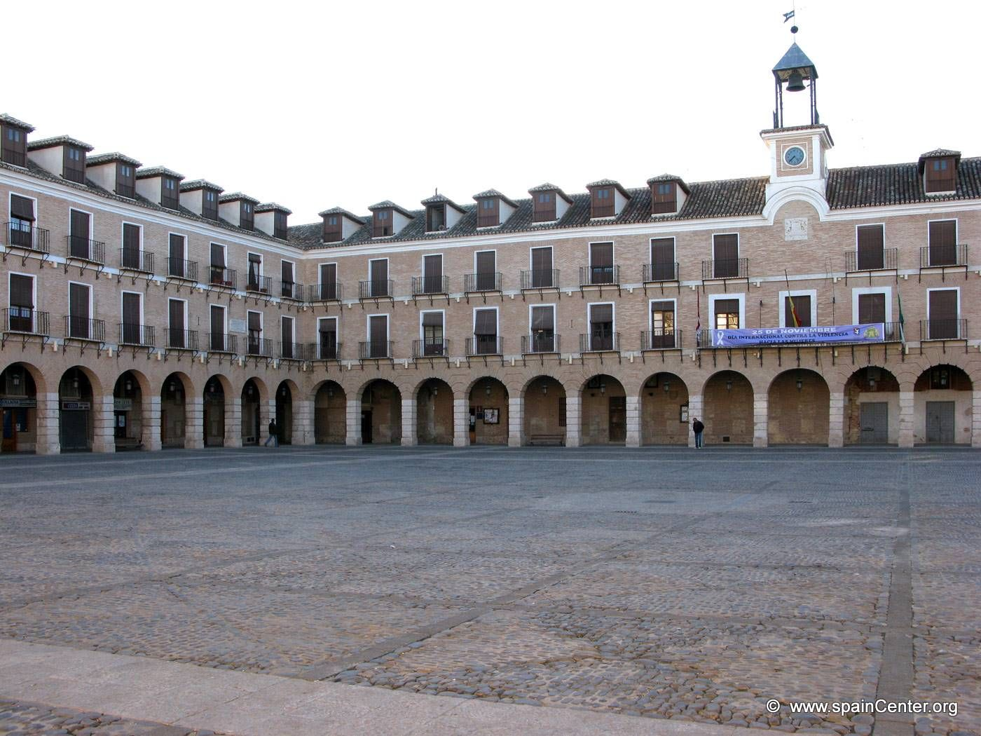 ocana toledo plaza mayor