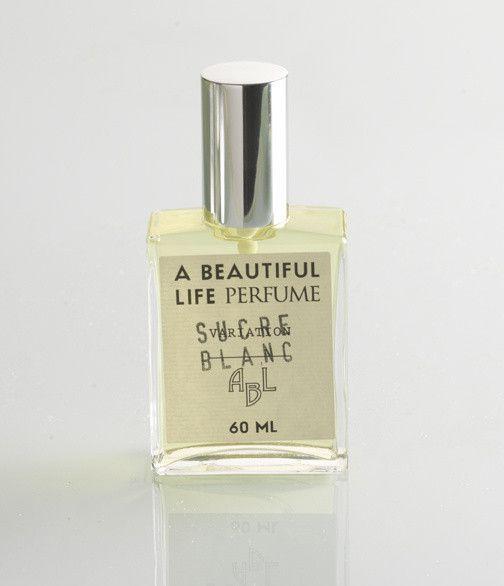 Sucre Blanc Perfume