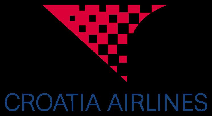 1989 Croatia Airlines Zagreb Croatia Croatiaairlines L13494 Airline Logo Croatia Airlines Logo Color Schemes