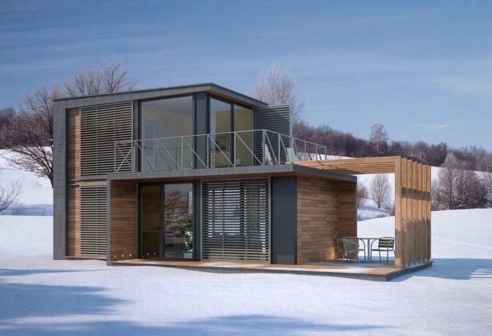 Innovative Elemente für den modernen Hausbau Haus bauen