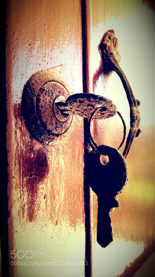 Old Keys Old Keys