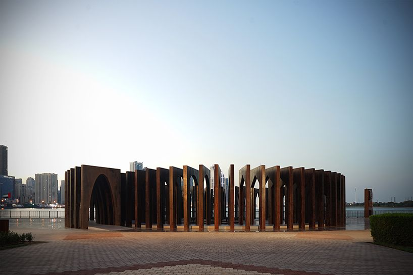 Gallery of Autodesku0027s Generative Design Pavilion Plays with - reddy k chen frankfurt