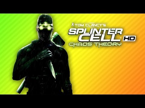 How To Sam Fisher Splinter Cell Chaos Theory Youtube