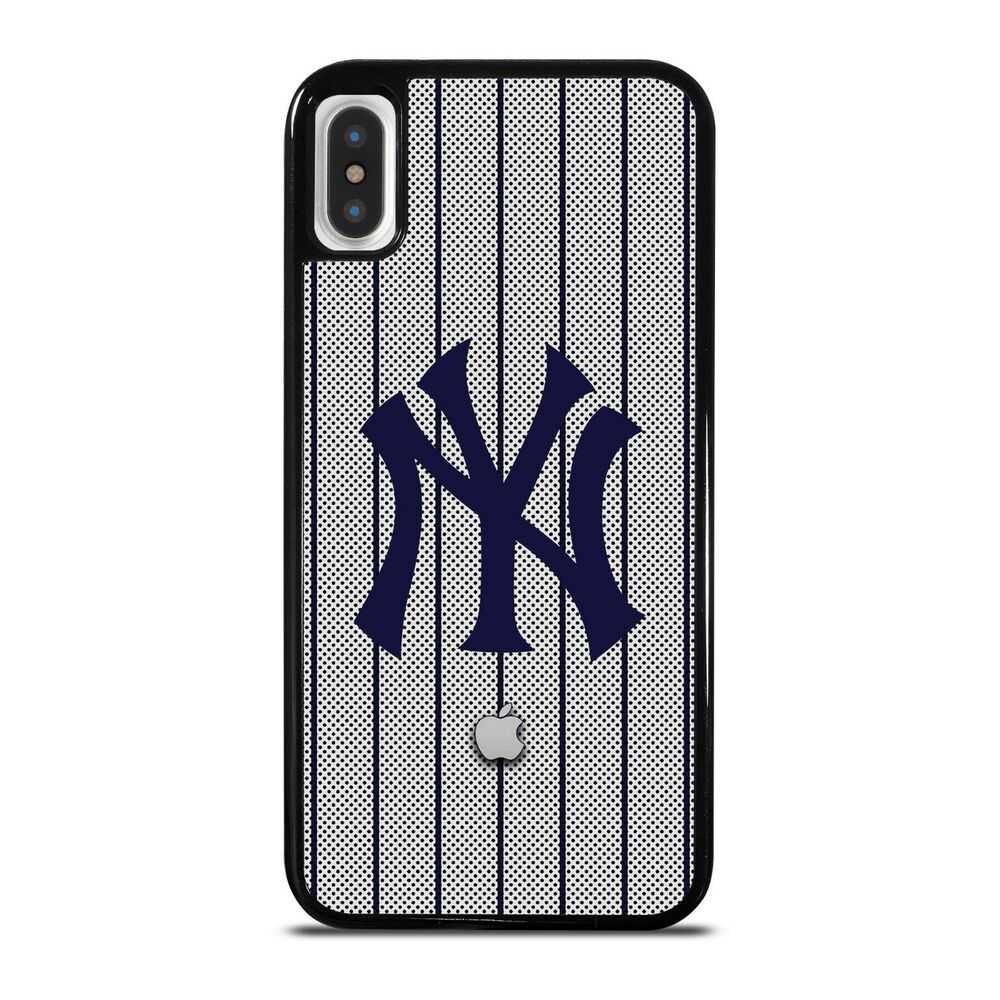 NEW YORK YANKEES LOGO iPhone 6//6S 7 8 Plus X//XS XR 11 Pro Max Case Cover