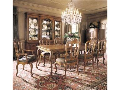 NC Furniture Shop For Century Costellane Dining Table 519 304 And Other Room Tables At Elite Interiors In Myrtle Beach SC