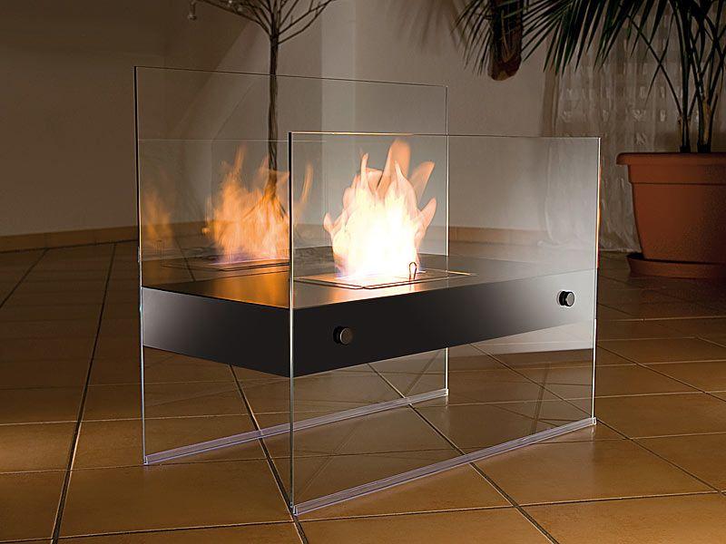 Carlo Milano #Lounge-Feuer  - wohnzimmer kamin ethanol