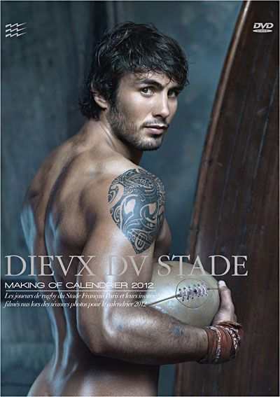French rugby team poses every year for a calendar and here\u0027s some