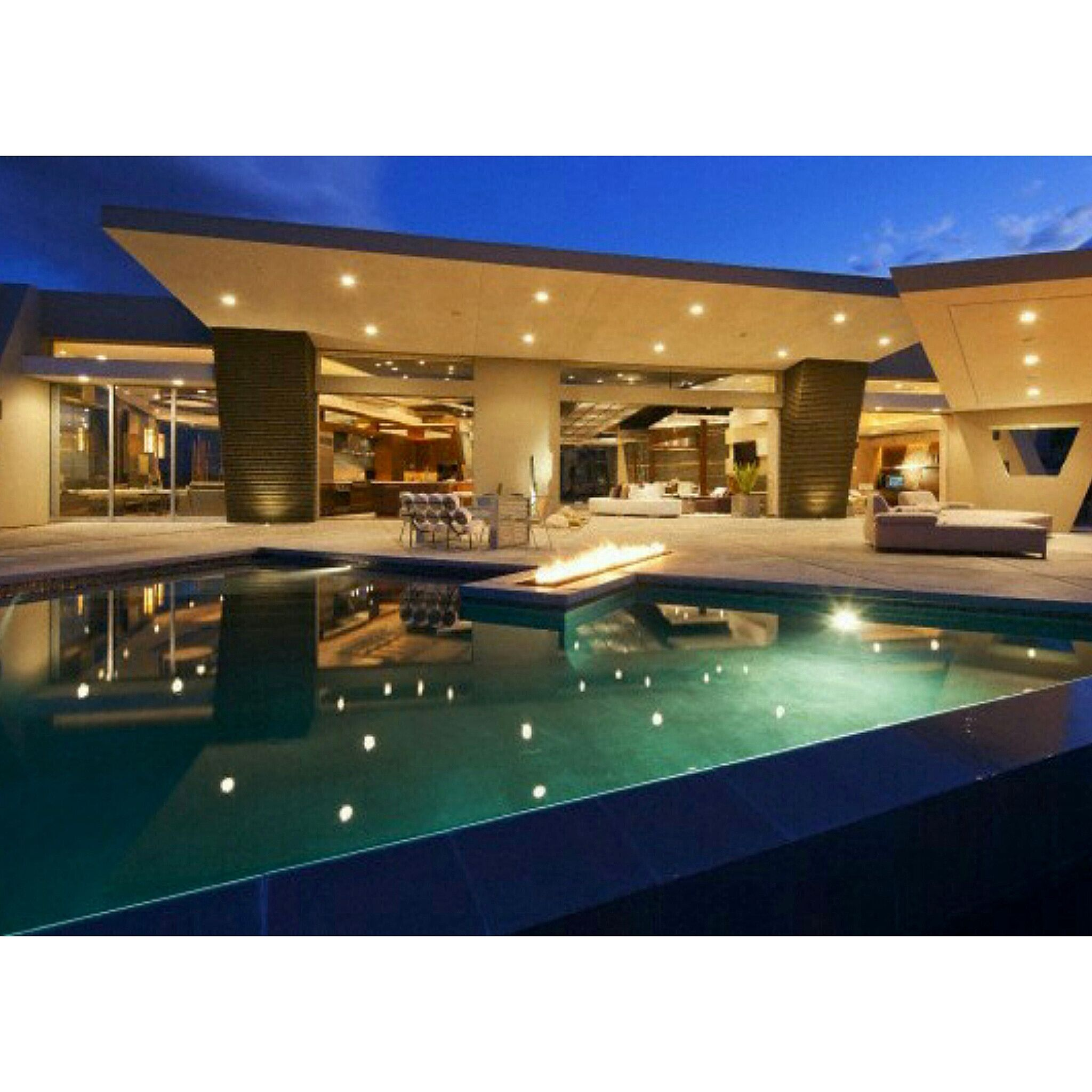 Million Dollar Homes With Indoor Pools