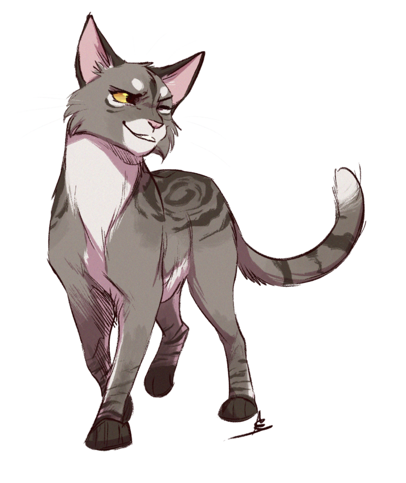 Commission Leaftail By Owlcoat With Images Warrior Cats Fan