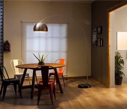 Le lampadaire Arco, indémodable luminaire design