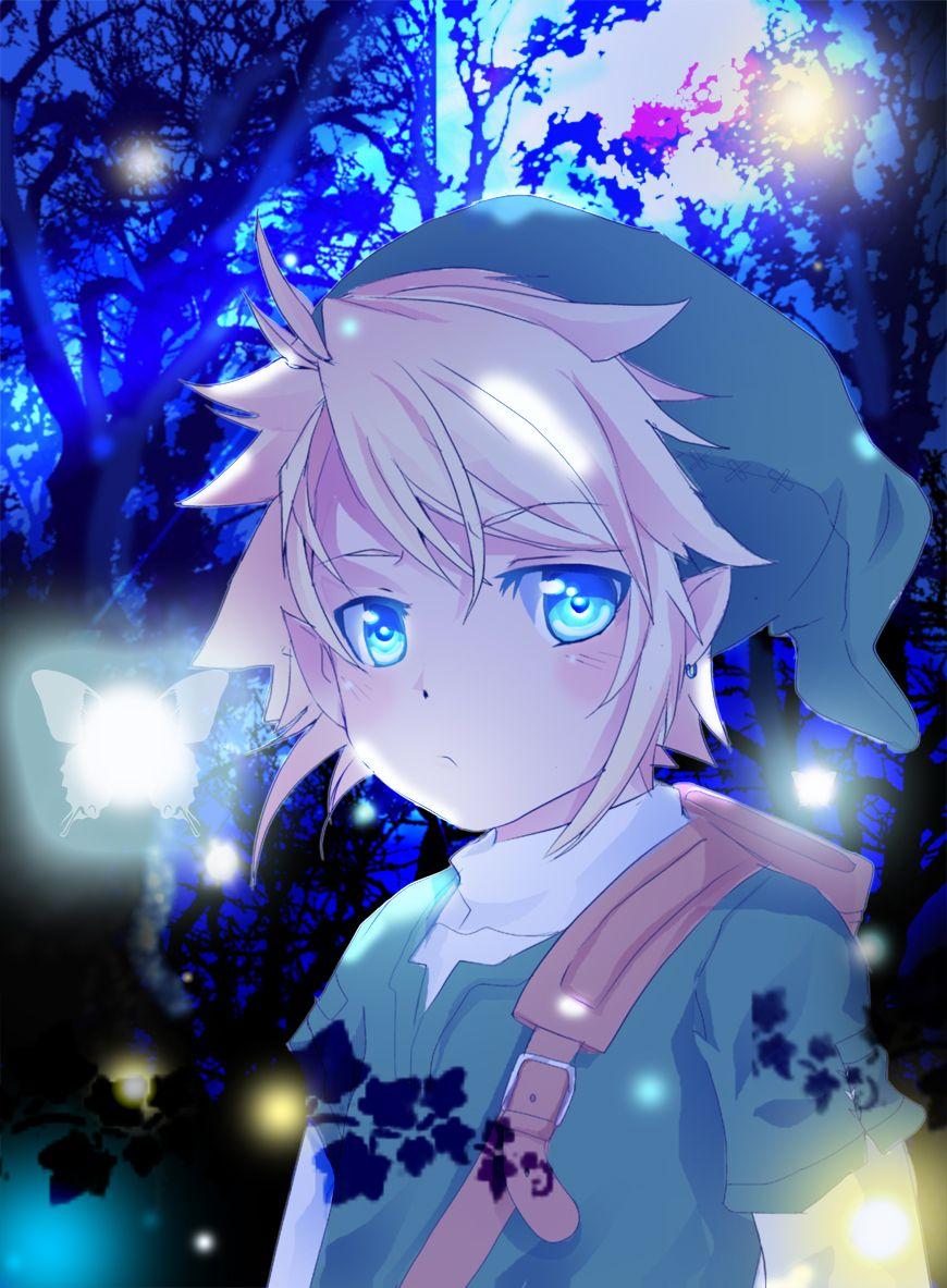 Link looking adorable Images kawaii, Dessin zelda, Zelda