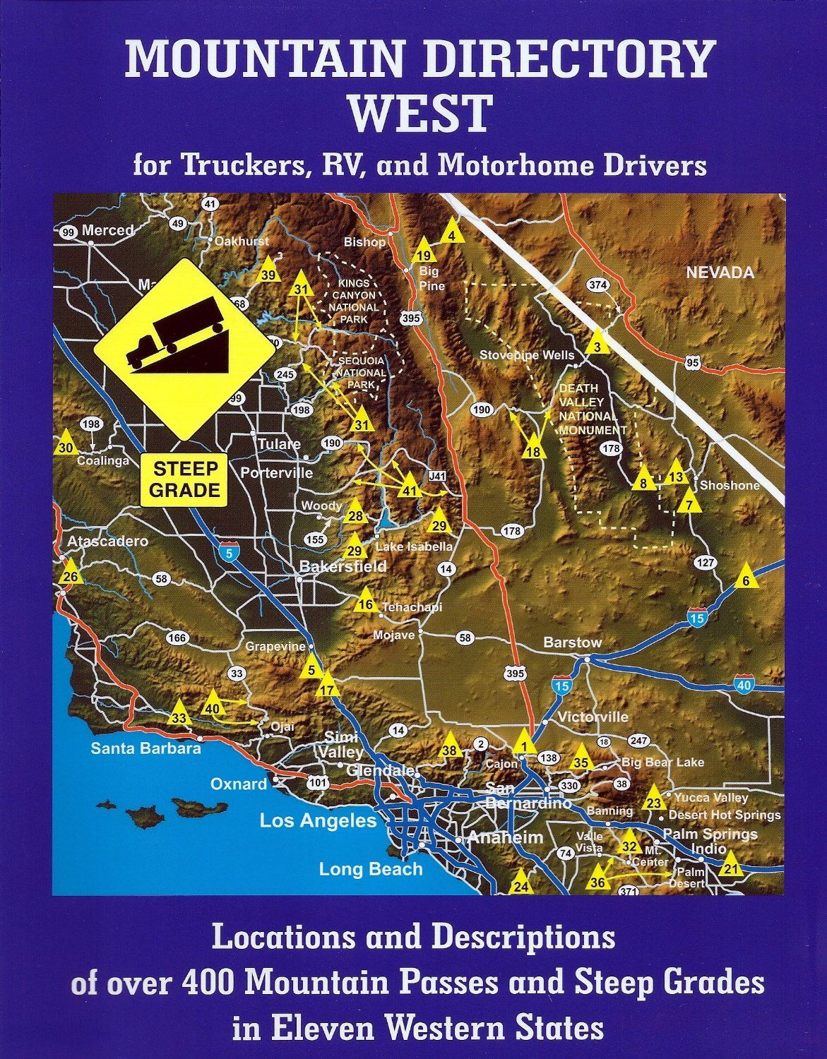 Planning RV Travels Part III – Maps, Resources & Links