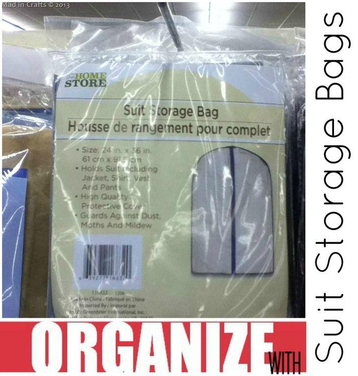 Dollar Suit Storage Bag Off Season Clothing