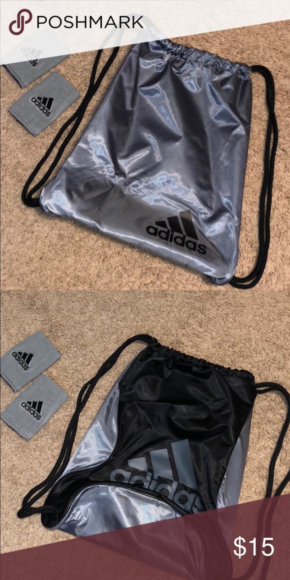 b92401eedb1 Adidas drawstring bag (Arm bands are included) adidas Bags   My Posh ...