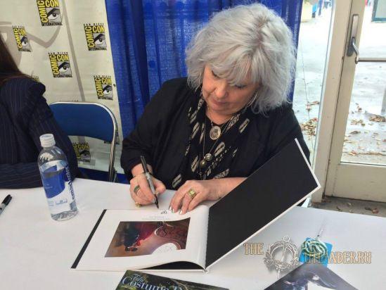 Outlander d Сан-Диего на Comic Con 2016 года - 24 Июля 2016 - Outlander