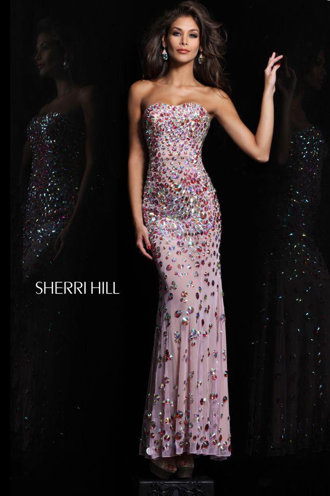 Miss Universe 2008 - Dayana Mendoza for Sherri Hill - 2013 ...