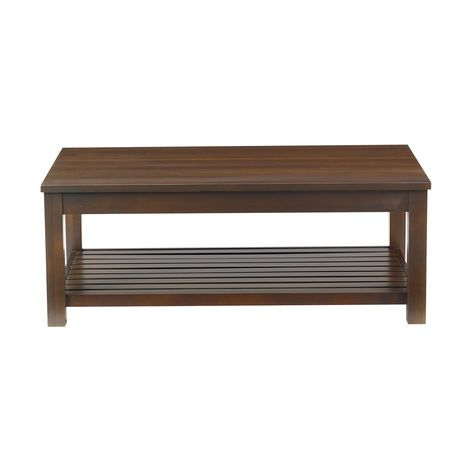 With A Nod To The American Artisan Tradition, The Ethan Allen William  Rectangular Wood Top