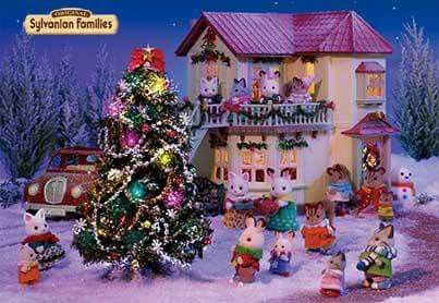 Pin By Cynthia Bobbett On Calico Critters With Images