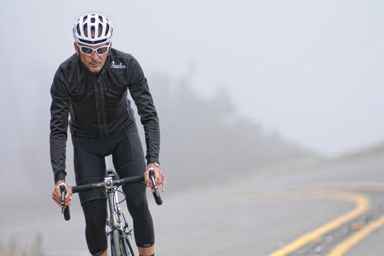 Merino Membrane Softshell Jacket Isadore Apparel Cycling