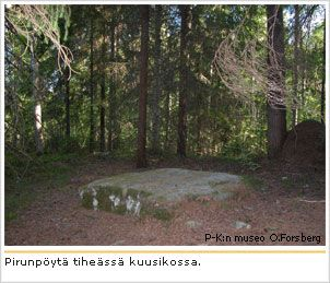 Hummovaaran kuppikivet - joensuu.fi