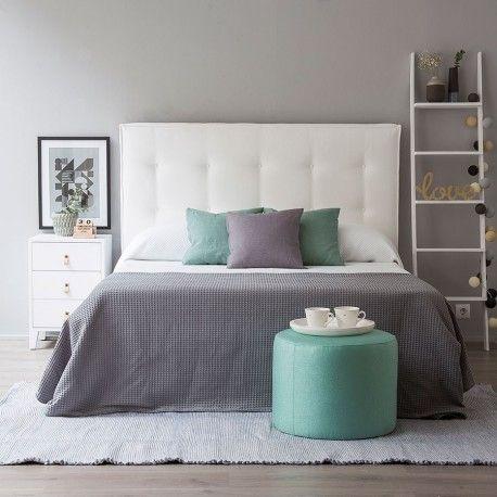 We are cabecero habitacion decoracion recamara decoracion dormitorios y decoracion - Cabeceros tapizados vintage ...