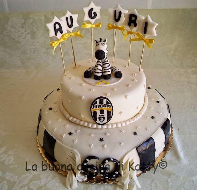 La buona cucina di Katty: Juventus Cake