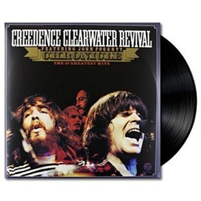 Chronicle Vol 1 - Creedence Clearwater Revival (Vinyl)