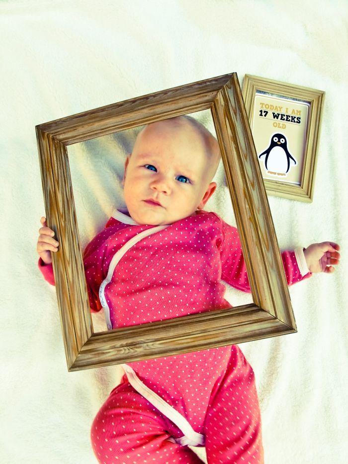 Una dolce idea per #foto creative rivolta a tutte le neo #mamme