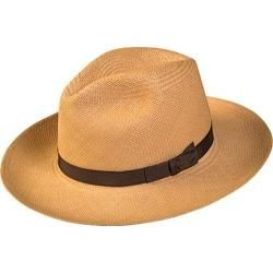 c6c70458 Men's Bailey of Hollywood Fernley Fedora 63122 Tan | Overstock.com Shopping  - The Best Deals on Men's Hats