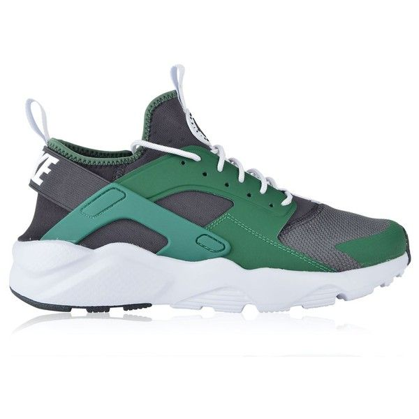 reputable site 9fb78 5ba9d NIKE Air Huarache Run Ultra Trainers ( 64) ❤ liked on Polyvore featuring  shoes,