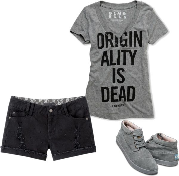 """""""originality"""" by lackey-lack on Polyvore"""