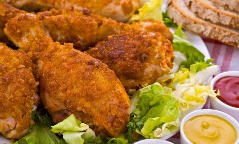 Oven-Baked Buttermilk Chicken