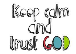 trust in your myself and trust god