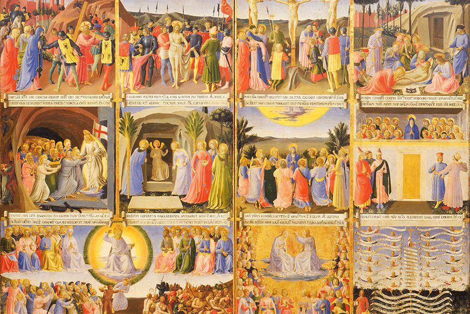Fra Angelico (Italian, about 1400 - 1455), Armadio degli Argenti ...
