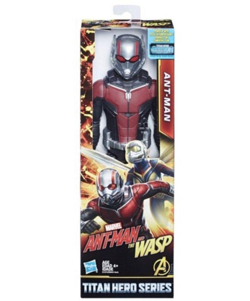 Endgame Titan Hero Power FX Ant-Man 12-Inch Action Figure Avengers