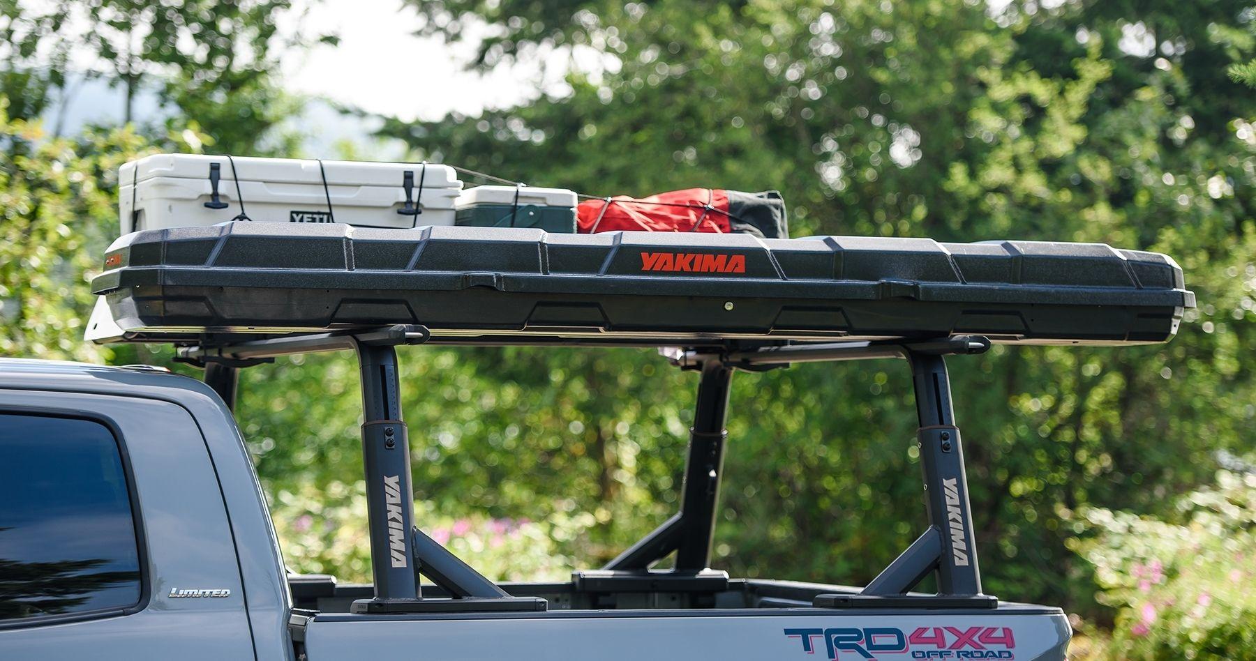 yakima topwater rooftop fishing rod box
