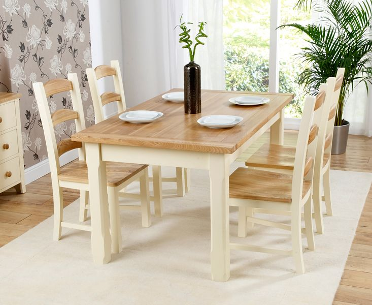 Eton 150Cm Kitchen Table With Eton Chairs  Fantastic Furniture Amusing Pine Dining Room Table And Chairs Decorating Design