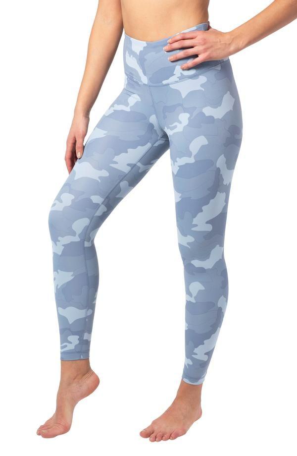 0c96a855ee3ee8 ... Reflex High Waist Squat Proof Interlink Leggings for Women - Azure  Splash - XS #leggings #workoutclothes. Advertisement; Winter Sky Nude Tech  Camo Ankle ...