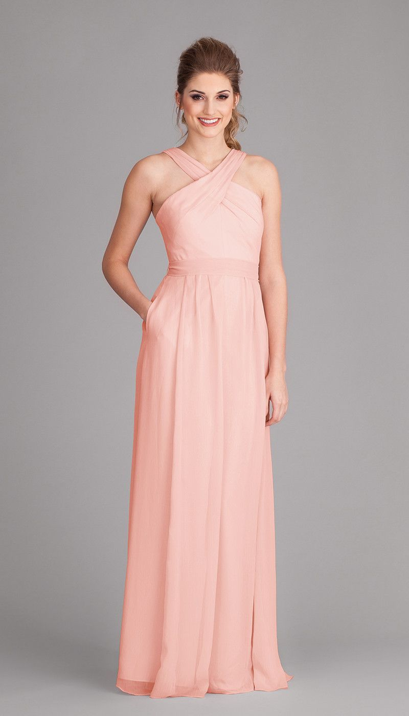 Stella | Chiffon bridesmaid dresses, Bridal gowns and Wedding