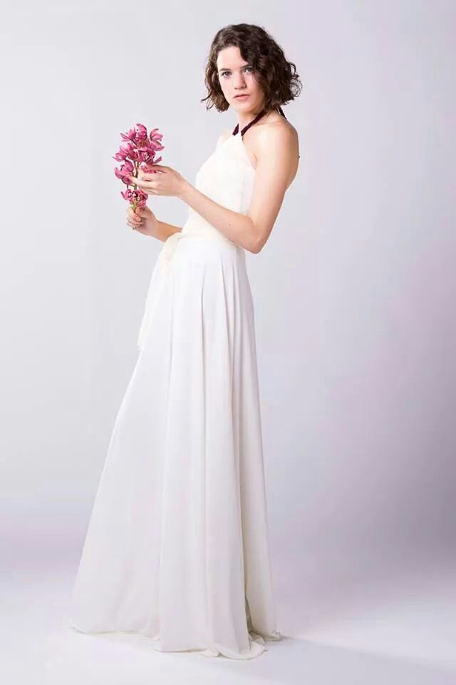Love this bride dress!! Mimetikbcn convertible dress Infinity lace ...