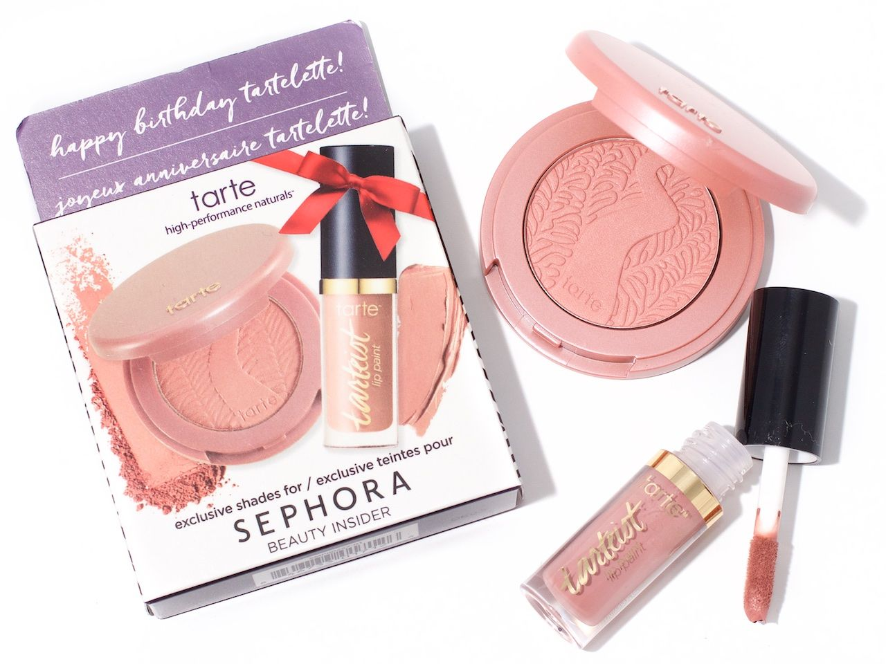 Sephora 2017 Beauty Insider Birthday Gift Picked Mine Up Today Love The Shades And Shade Names Birthdaysuit Paaarty