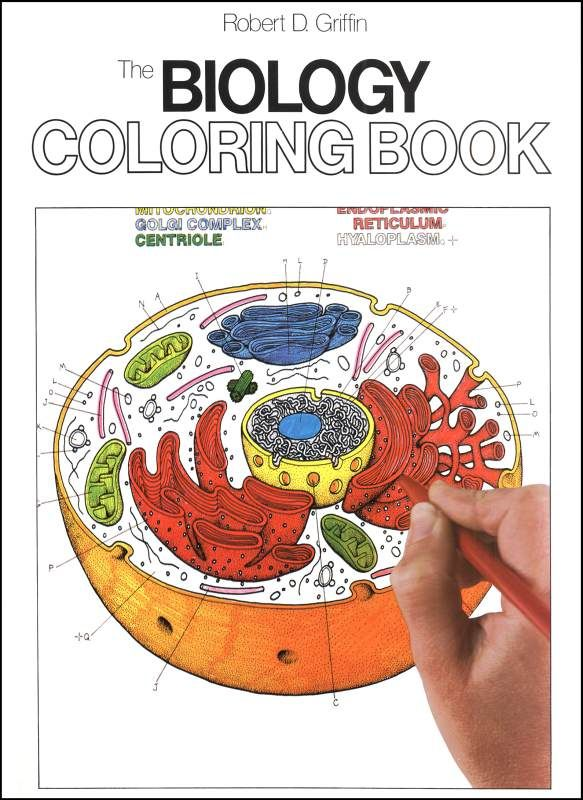 Biology Coloring Book Oh Wow This Is A Thing Lets Face It