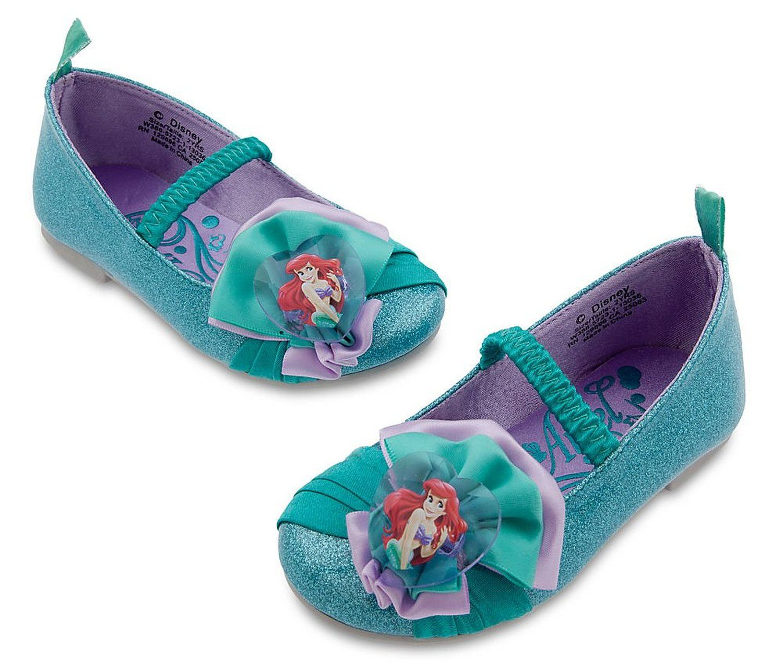 Amazon.com: Disney Store Princess Ariel The Little Mermaid Costume ...