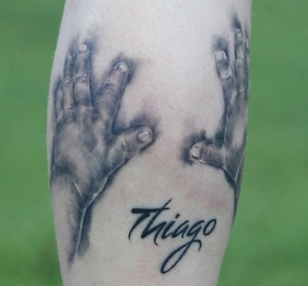 Lionel Messis Tattoo Messi Messi Tattoo Soccer Tattoos