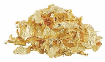 24k Edible Gold Flakes 500 Mg Edible Gold Flakes Edible Gold