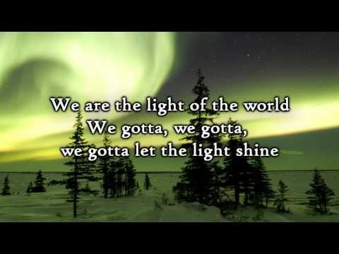 Kari Jobe We Are Lyrics We Are The Light Of The World We Are